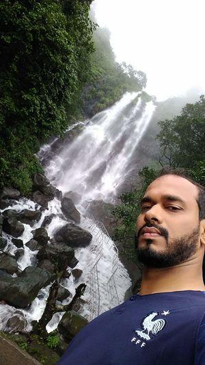 Amboli Waterfalls  #SelfieWithAView #TripotoCommunity
