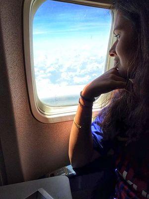 Badal per paon hai. #selfiewithaview #lonetraveler #tripotocommunity #travelandtellnoone