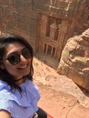 Jewel of Jordan! #SelfieWithAView #TripotoCommunity