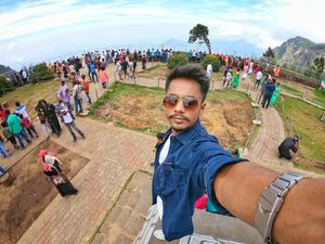 Take every chance you get, because somethings only happen once. #SelfieWithAView #TripotoCommunity