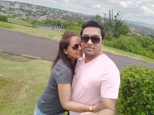 My Bae..love you the most! #SelfieWithAView #TripotoCommunity