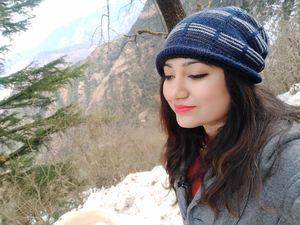 Dhanaulti pictures are unforgettable#SelfieWithAView and #TripotoCommunity