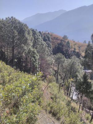 Rudraprayag hills