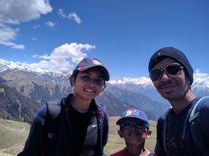 #Selfiewithaview #TripotoCommunity First to the top