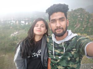Nothing is boring when you have a camera ???? #SelfieWithAView #TripotoCommunity