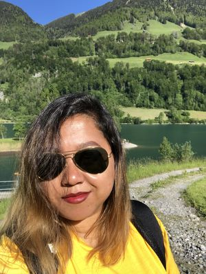 Lost in peace and tranquility  #SelfieWithAView #TripotoCommunity