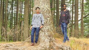 Dalhousie (Khajjiar) Mini Switzerland Of India.         #SelfieWithAView #TripotoCommunity