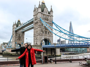 London Travel !!