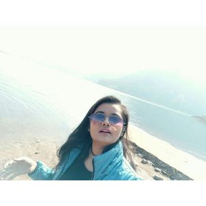 if there's will there's a wave #SelfieWithAView#TripotoCommunity