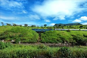 Train journey which has it's own tale to tell. #TripWithTripoto #Train
