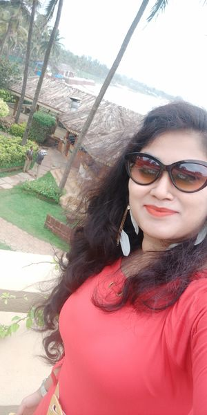 Love travel to the Beach n back... I need VITAMIN Sea ???? #SelfieWithAView #TripotoCommunity