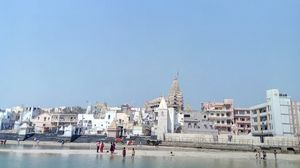 Shirdi to Dwarka
