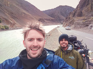 I rode 2800km when I was only 18  #SelfieWithAView #TripotoCommunity