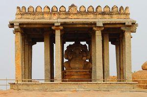 Kadalekai Ganesha 1/6 by Tripoto