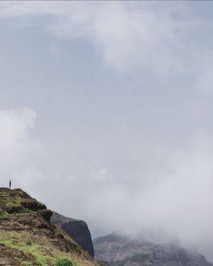 First experience of trekking #BestofMaharashtra