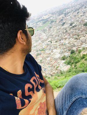 Ravi sharma #SelfieWithAView  #TripotoCommunity