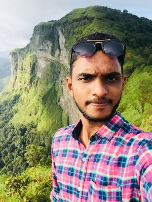 Here is one of the beautiful spot in western Ghats for Hiking   #TripotoCommunity #SelfieWithAView