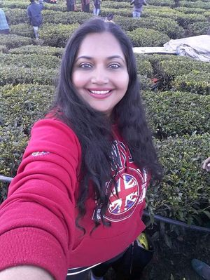 #SelfieWithAView #Tripotocommunity I love tea and the tea gardens of Ooty. Love this place