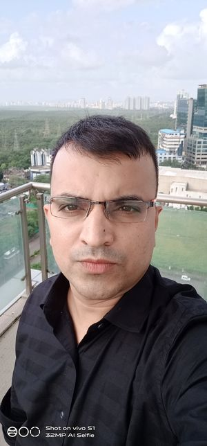 World looks better with Greenary  #SelfieWithAView, #TripotoCommunity