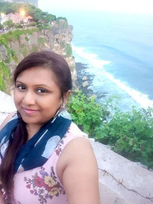 #selfiewithaview #tripotocommunity  ... cliff view @ Uluwatu temple