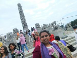#selfiewithaview #tripotocommunity ... the beautiful sculpture park