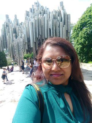 #selfiewithaview #tripotocommunity  ...  dedication to Jean Sibelius