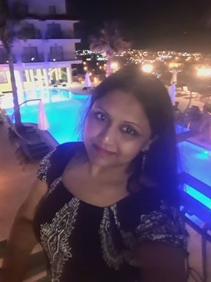 #selfiewithaview #tripotocommunity  ...  Night view.. city lights.. from Neopol Hotel