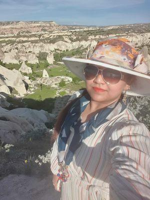 #selfiewithaview #tripotocommunity  ... charming cappadocia views
