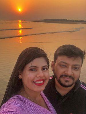 #selfiewithaview # tripotocommunity #naturescanvas #goldenhourselfie #sunsetselfie