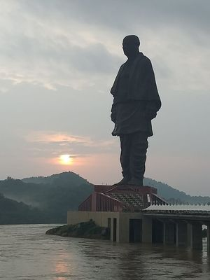 A Visit To World's Tallest Statue