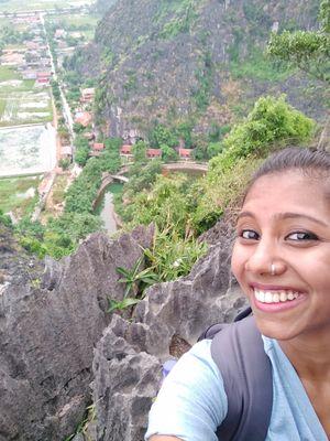 Happiest! ???? #vietnam  #SelfieWithAView #TripotoCommunity