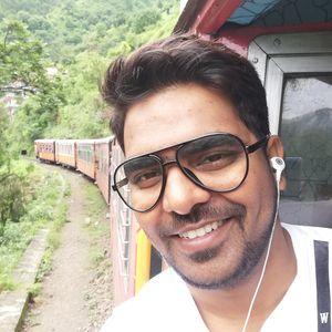 #SelfieWithAView #TripotoCommunity #HimalyanQueenToyTrain #ShimlaDiary