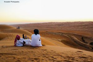 Wahiba Sands - Journey to the Path Less Travelled