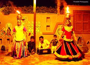 Chokhi Dhani - A glimpse into traditional Rajasthan
