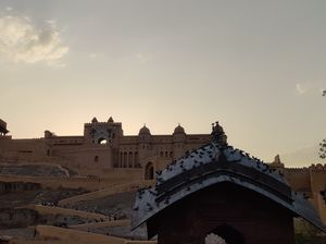 Weekend in Jaipur - The splendid Amer fort