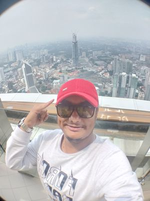 It's Kl tower #kl tower #malasiya #SelfieWithAView#TripotoCommunity