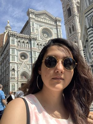 A Sun-day in Florence ???? ???? ????????  #selfiewithaview #tripotocommunity