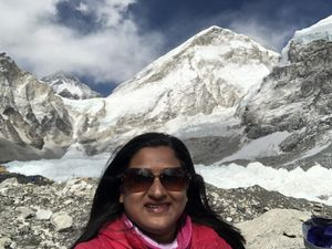 Everest Base Camp Trek #SelfieWithAView #TripotoCommunity