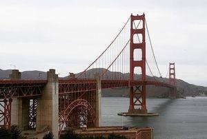 Amazing Golden Gate Bridge