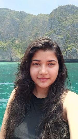#selfiWithAView #TripotoCommunity Snorkeling around phi phi island.