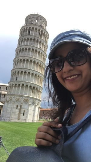 Architectural Miracle #SelfieWithAView #TripotoCommunity #Pisa #EuropeDiaries