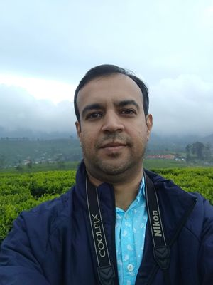 Mesmerizing Tea Plantations view at a beautiful evening   #SelfieWithAView #TripotoCommunity