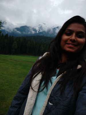 Appreciating nature for it gives us the best view.#SelfieWithAView #TripotoCommunity