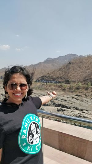 Dedicated to the iron man of India and salute to this grandeur #selfiewithaview #triptocommunity