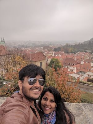 The city that was spared by Hitler because of its beauty! #SelfieWithAView #TripotoCommunity