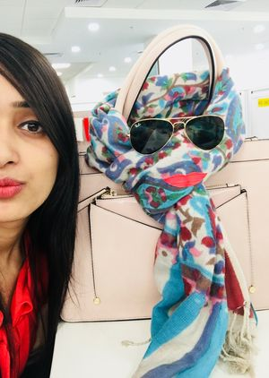 A bag is your best travel companion ???? #SelfiWithAView #TripotoCommunity