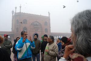 Shahjahan's Delhi: A Monumental Walk