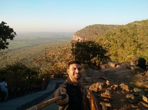 #SelfieWithAView #TripotoCommunity  At The Edge.!!