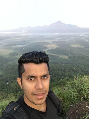 Kurumbalakotta, the monolith hillock in Wayanad stands towering, offering tourists a panoramic view