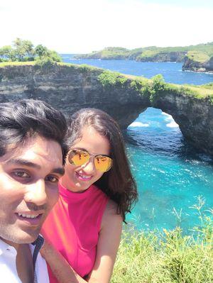 Bali trip #SelfieWithAView #TripotoCommunity